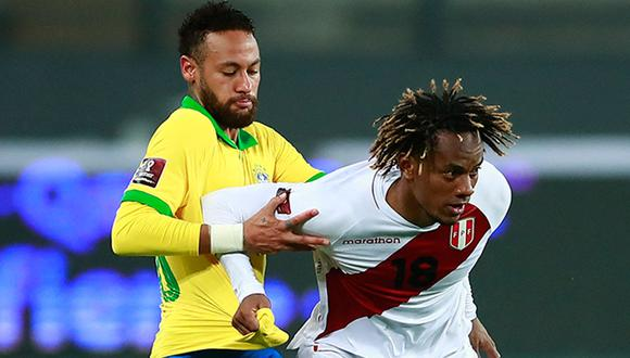 Perú vs Brasil juegan este jueves 17 de junio por la segunda fecha del grupo B de la Copa América 2021. (Foto: AFP)