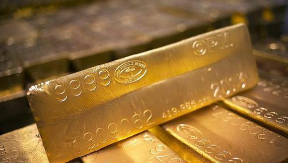 Los futuros del oro en Estados Unidos bajaban un 0.7%, a US$ 1,463. (Foto: Reuters)