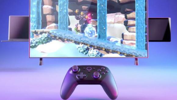Amazon anunció el programa de transmisión de juegos en una exhibición de dispositivos.