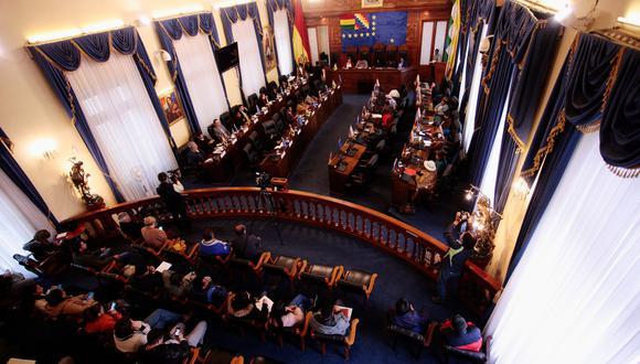 """La Cámara de Exportadores de Bolivia expresó que en el sector hay """"preocupación por algunos aspectos que pudieran vulnerar algunos derechos"""" como la indagación de cuentas personales sin necesidad de una orden judicial. (Foto referencial: Reuters)"""