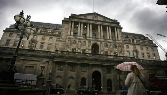 Banco de Inglaterra. (Foto: Getty Images).