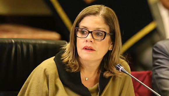 Mercedes Araoz se refirió a la elección de Francisco Sagasti como presidente del gobierno de transición. (Foto: Congreso)