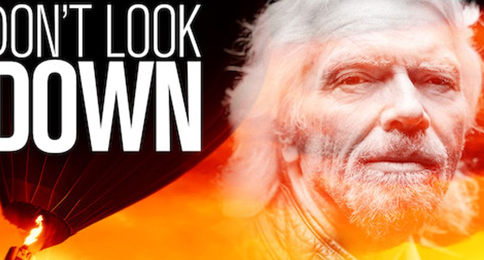 FOTO 7 | 7. Don't Look Down (2016)