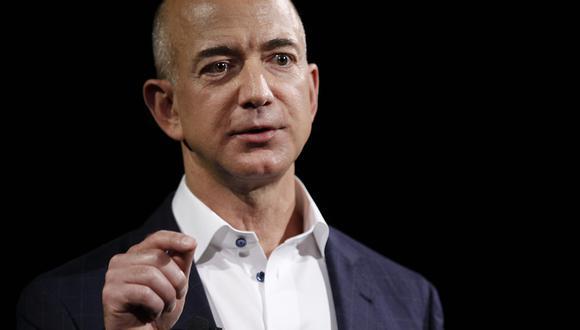 Jeff Bezos ha prohibido completamente el uso de presentaciones para sus empleados. ¿Por qué? (Foto: Patrick Fallon / Bloomberg)