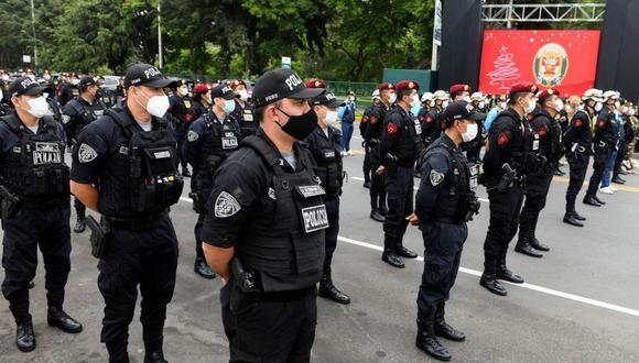 El Ministerio del Interior (Mininter) informó este sábado la asunción de grado de 18 generales de armas de la Policía Nacional del Perú (PNP). (Foto: Mininter/Referencial)