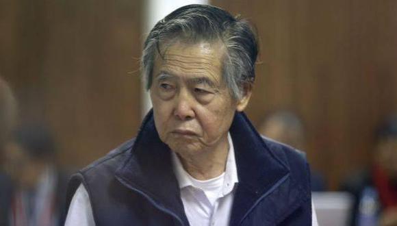 Alberto Fujimori se encuentra cumpliendo una condena de 25 años de prisión en el penal de Barbadillo. (Foto: GEC)