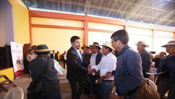 Elmer Cáceres  dijo que seguirá por la vía legal  (Foto: Difusión)