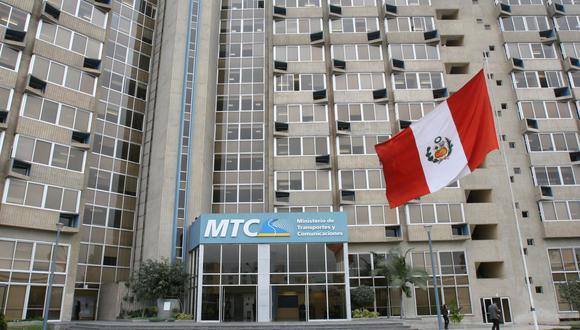 El MTC podría cambiar su estructura y convertirse en el Ministerio de Transportes y Tecnologías de la Información y la Comunicación. (Foto: Andina)