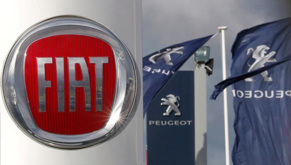 Fiat y Peugeot. (Foto: Reuters)