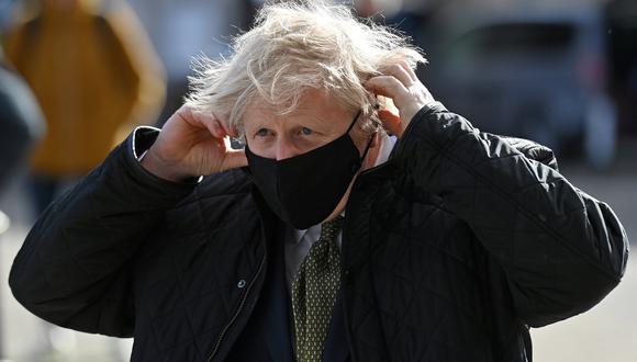 El primer ministro del Reino Unido, Boris Johnson. (Foto: REUTERS).