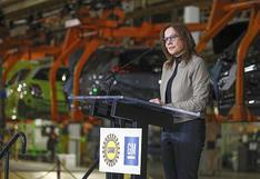 GM le da la espalda a Trump y se retira de su demanda contra California sobre normas de emisiones