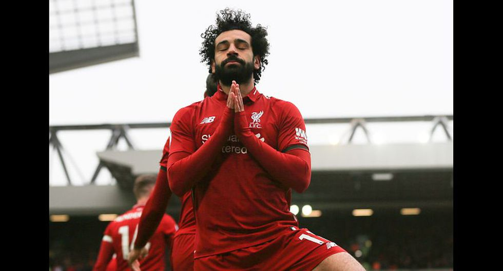 7. Mohamed Salah (Liverpool). (Foto: Getty Images)