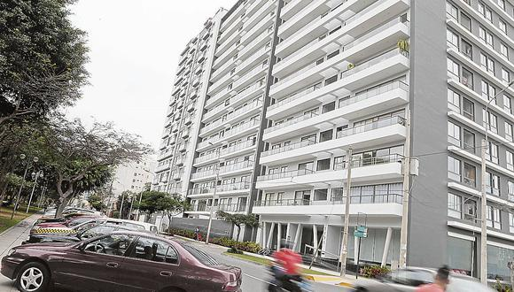 Especialistas del sector proyectaban que la Ley del desalojo notarial dispararía los proyectos de viviendas destinados al alquiler. (Foto: Manuel Melgar)