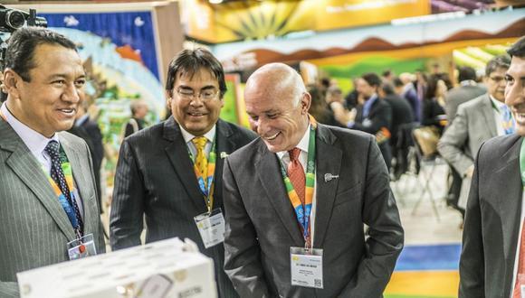 Super Foods Peru inicia en Alemania la segunda fase de su campaña internacional (Foto: Andina).