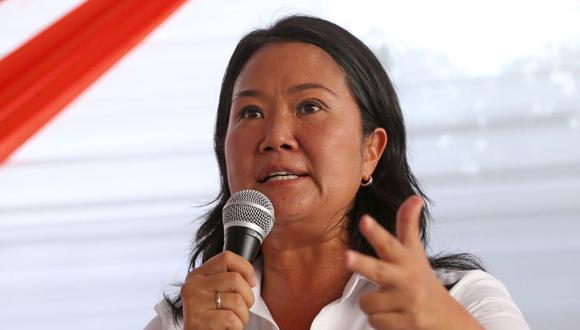 """Keiko Fujimori reconoció que """"le falta cerrar un capítulo"""" con su hermano Kenji y reveló que se ha reunido dos veces con el exlegislador cuando estuvo privada de su libertad. (Foto: GEC)"""