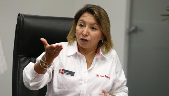 Exportación. Existe un apoyo entre sector público y privado en la mesa acuícola, dijo ministra Barrios. (Foto: Violeta Ayasta)