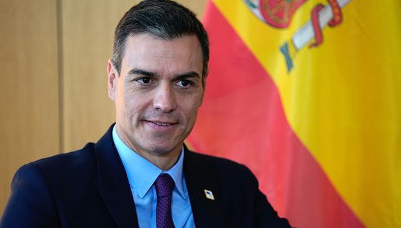 Pedro Sánchez preside el Gobierno español. (Foto: AFP/Archivo)