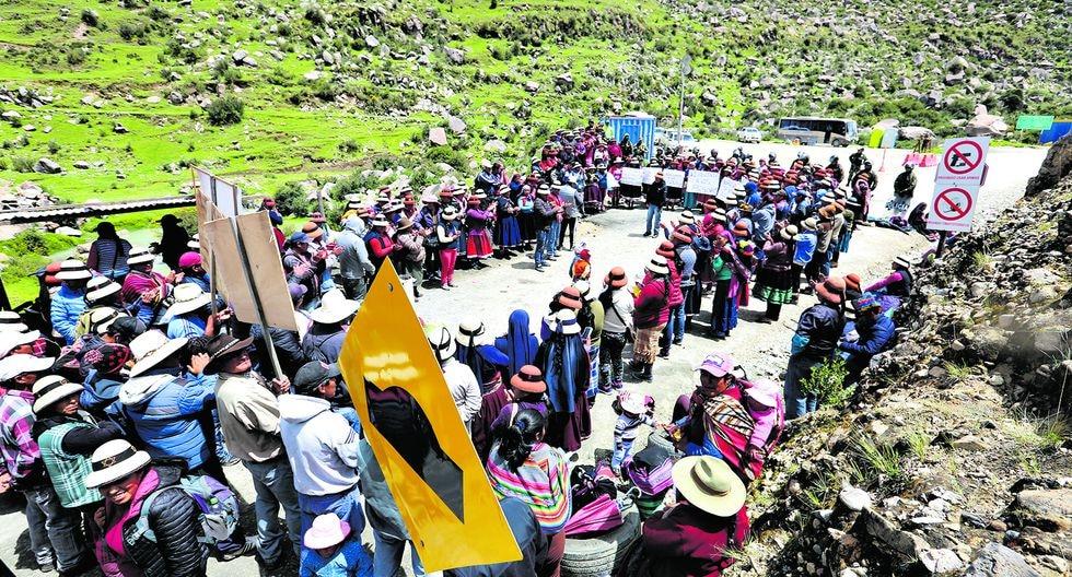 Consenso. Más de diez comunidades participarán en diálogo. (Foto: GEC)