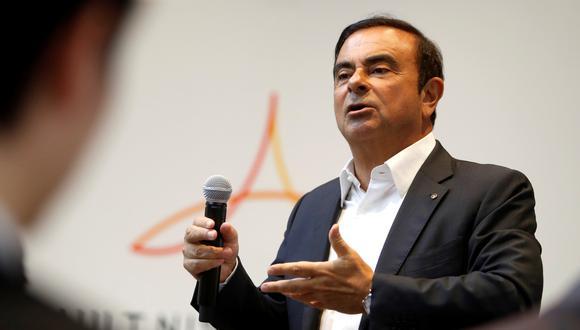 Director ejecutivo de Renault-Nissan-Mitsubishi, Carlos Ghosn. (Foto: Reuters)