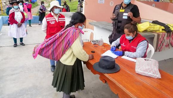 Si el denominado Bono Yanapay se hubiese focalizado en el sector de menos recursos en el país, hubiese ayudado a reducir la pobreza a 23% este año. Diseño no considera estructura de hogares.   (Foto: Andina)