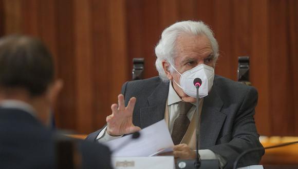 Max Hernández consideró que los candidatos presidenciales deberían comenzar a dialogar. (Foto: Presidencia)