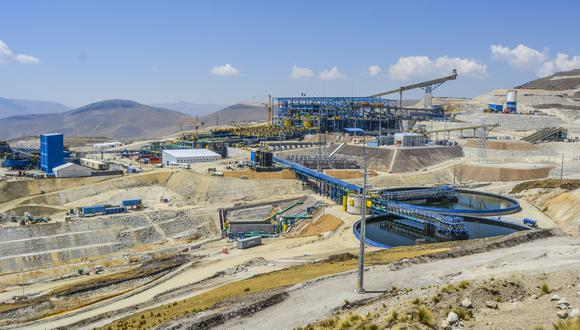 MMG dijo que continuaba esperando que Las Bambas produzca alrededor de 2 millones de toneladas de cobre en un periodo de cinco años desde el 2021. (Foto: GEC)
