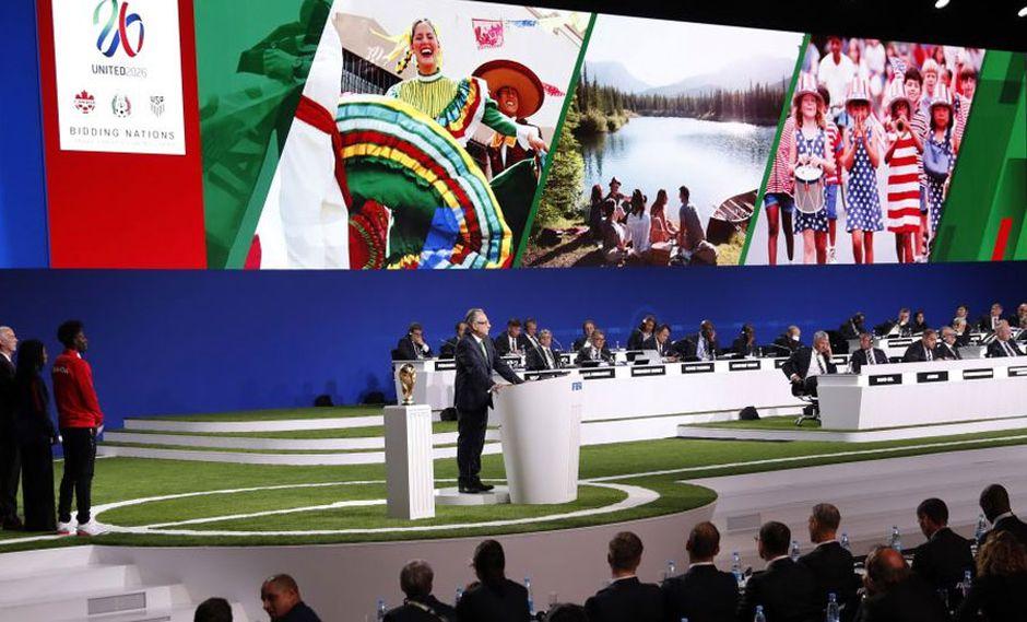 FOTO 7 | La propuesta también proyectó que una Copa del Mundo en América del Norte generaría actividades económicas por más de US$ 5,000 millones a corto plazo. Esto incluye la creación de 40,000 puestos de trabajo. (Foto: EFE)