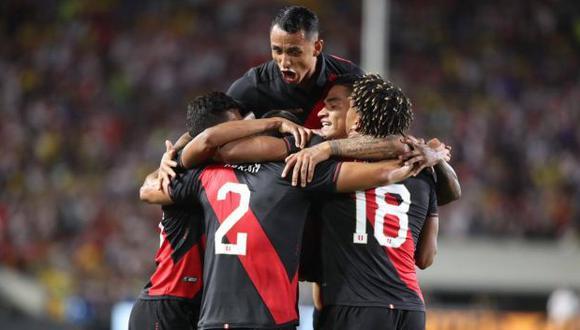 La selección peruana perdió 1-0 a manos de Colombia en su reciente presentación por fecha FIFA. (Foto: Selección Peruana - FPF)