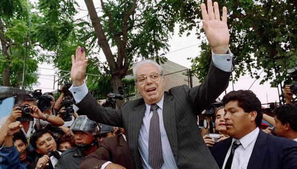 Javier Pérez de Cuéllar será enterrado este viernes con honores de jefe de Estado en el cementerio Presbítero Matías Maestro de Lima. (AFP).