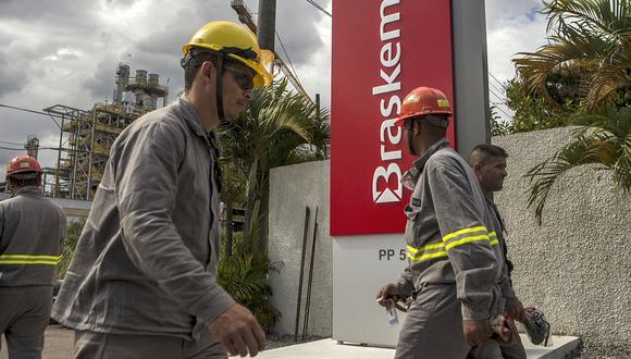 En el pasado, Braskem, que tiene la mayoría accionaria del consorcio que opera el complejo petroquímico Etileno XXI, ha dicho que no renegociará con Pemex el contrato a 20 años de abastecimiento de etano. (Foto: Bloomberg)