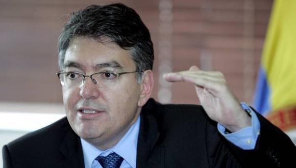 Mauricio Cárdenas, ministro colombiano de Finanzas. (Foto: Reuters)