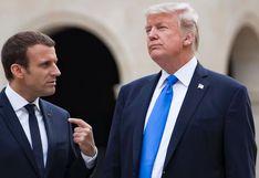 Francia contempla suspender impuesto digital para evitar sanciones de EE.UU.