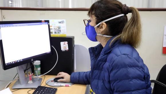 Se ha detectado casos del síndrome del túnel del carpo en pacientes que utilizan de forma frecuente la computadora. (Foto: difusión)