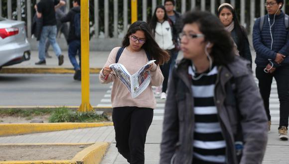 Estudiantes afectados económicamente por coronavirus pueden postular a estas becas. (Foto: GEC)