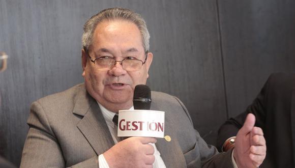 El jefe de la ANA, Abelardo De La Torre. (Foto: USI)