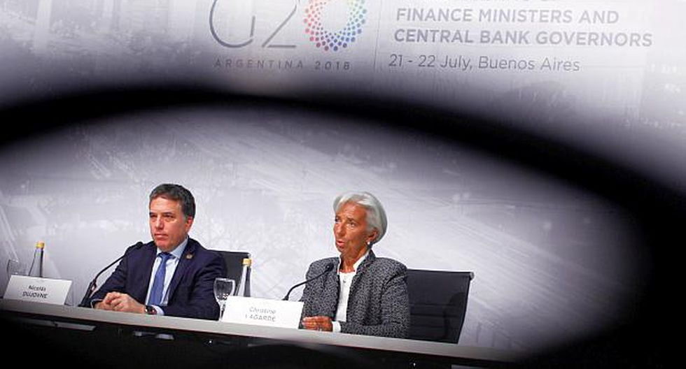 La directora del FMI dijo que se han incrementado los riesgos de una desaceleración del PBI global debido a las crecientes tensiones comerciales. (Foto: Reuters)