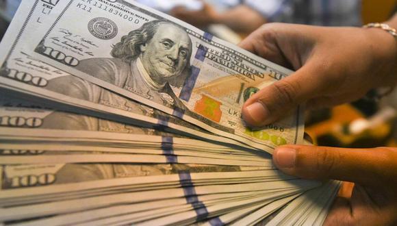 El componente en dólares aumentó 7.3%. (Foto: Reuters)