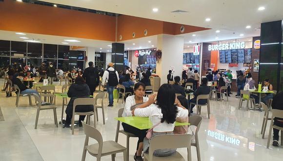 Ya inició la marcha blanca del patio de comida de Plaza San Miguel. Después de 45 años de operación, el centro comercial suma un food court