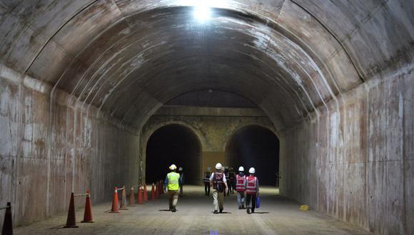 La Línea 2 del Metro de Lima circulará por vía subterránea. (Foto. Difusión)