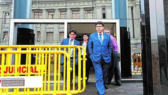 Los fiscales Germán Juárez y Hamilton Montoro se dedicarán a investigar al Club de la Construcción. (Foto: GEC)
