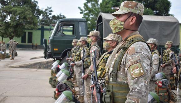 (Foto: Comando Conjunto de las Fuerzas Armadas)