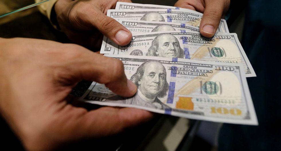 Este es el precio de la moneda estadounidense en el mercado peruano. (Foto: EFE)