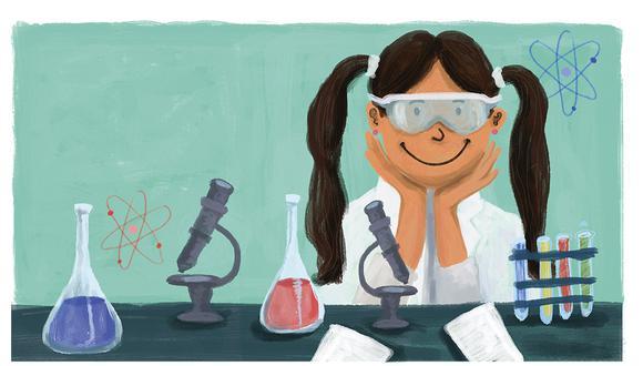 Día de la mujer: Mujeres en la ciencia. (Foto: GEC)