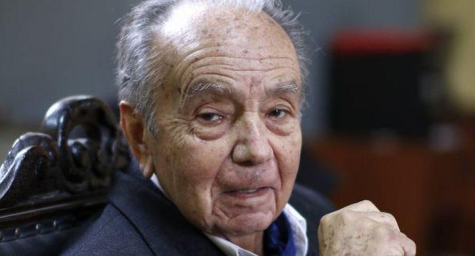 Falleció el historiador Pablo Macera (Foto: GEC)