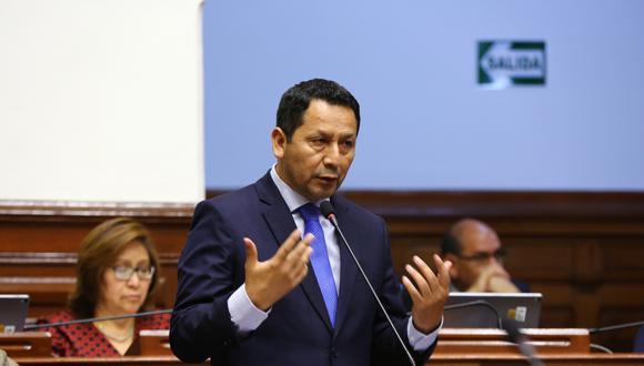 """Miembro de la Comisión Permanente manifestó que la alianza permitirá darle un """"soporte al Ejecutivo""""."""