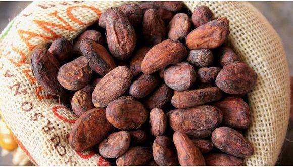 La UE es uno de los principales destinos de exportación del cacao peruano.