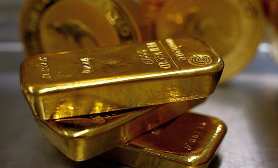 Los futuros del oro en Estados Unidos cedían un 0.4%, a US$1,286.40 . (Foto: Reuters)