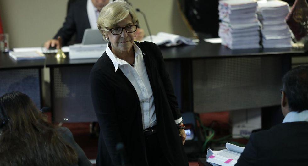 Susana Villarán es acusada de recibir U$S10 millones de Odebrecht y OAS entre 2013 y 2014. (Foto: GEC)