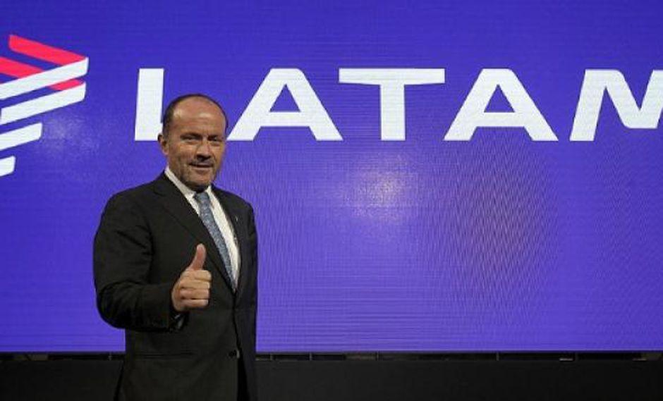 Ignacio Cueto, presidente de Latam Airlines.