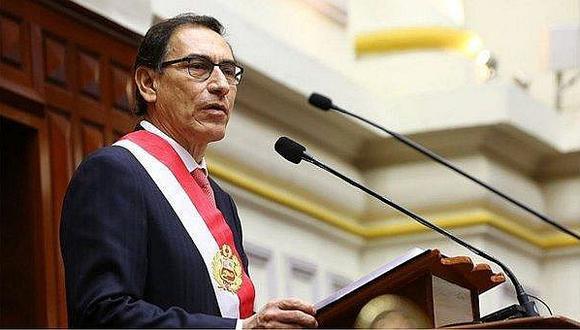 Martín Vizcarra. La oportunidad clave, y quizás la última del gobierno actual, para generar este impulso en el ánimo y en las decisiones de los agentes económicos es el mensaje presidencial del 28